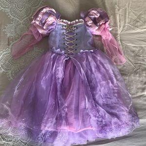 Rapunzel Dress 4T